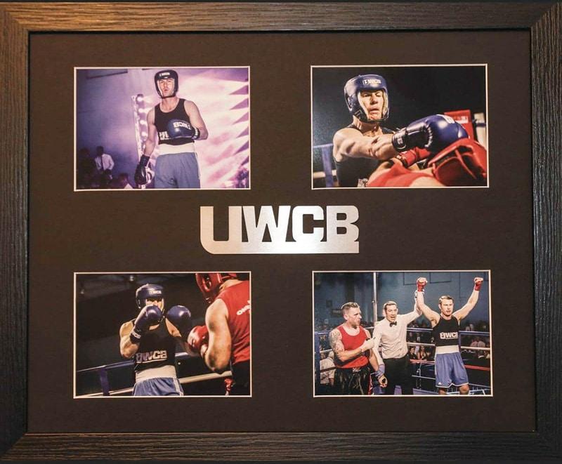 UWCB Personalised Photo Frame