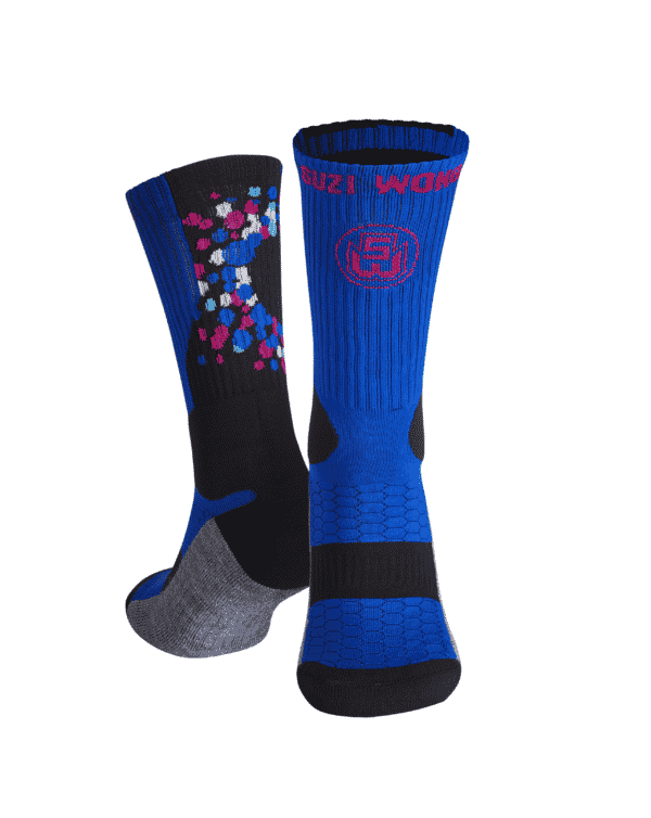 Limited Edition Ultra Events Boxing Socks supporting Cancer Research UK